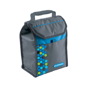 Cooler Lunch 4,2L Azul Soprano