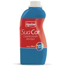 Corante Líquido Sua Cor Azul 500ml Iquine