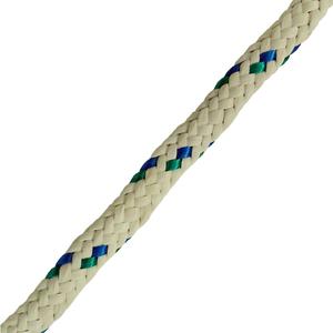 Corda poli ster tran ada 12mmx25m mista 610kg leroy merlin for Tende corda leroy merlin