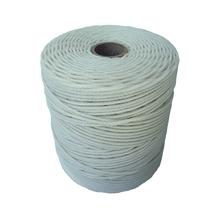 Corda Polietileno 2,5mm Trançada Monofilamento 210m Branco
