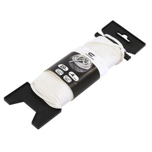 Corda Polietileno 4mm Torcida Monofilamento Saco 20m Standers