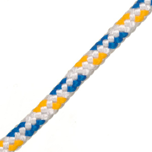 Corda Polipropileno 10mm Trançada Multifilamento Saco 25m Monofil