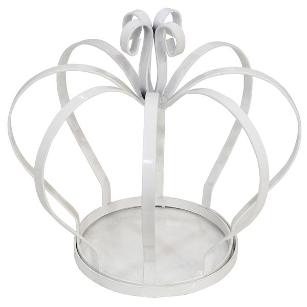 Coroa ferro 21cm branco leroy merlin - Pergolati in ferro leroy merlin ...