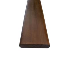 Corrimão de Madeira 3x3x14cm Tarimatã