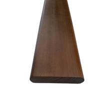 Corrimão Faixa de Madeira Pinus 2,5x3cm Tarimatã