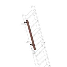 Corrimão para Escada de Sotão de Madeira Forplas
