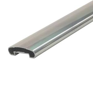 Corrimão Plano 1m Decal Alumínio