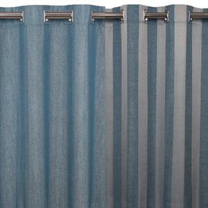 Cort Paraty Azul Jeans com 2 folhas de 2,70x2,60m