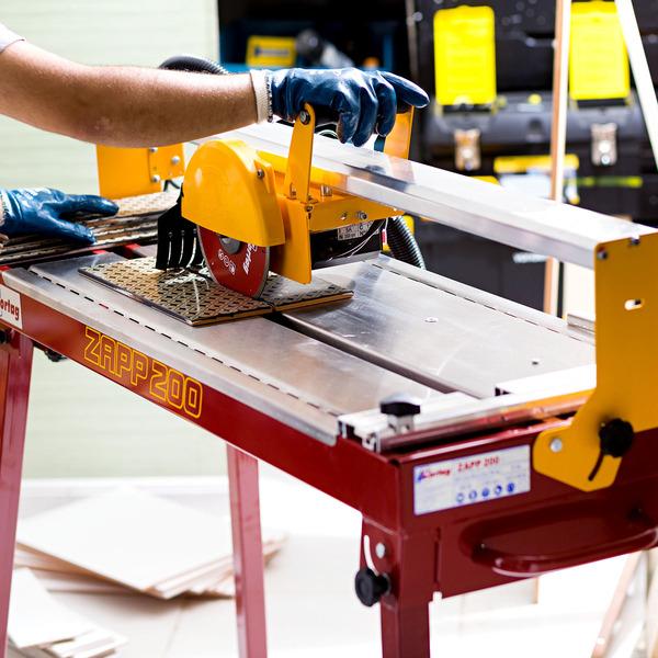 Cortador de piso el trico zapp 200 900w 220v cortag - Cortar azulejos leroy merlin ...