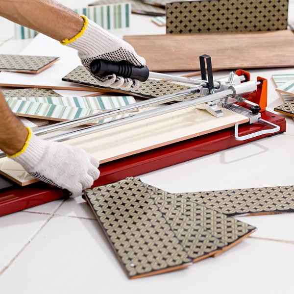 Cortador de piso manual master 90 capacidade corte 90cm - Cortar azulejos leroy merlin ...