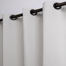 Cortina Blackout Branco Vem com 2 Folhas de 1,30x1,80m