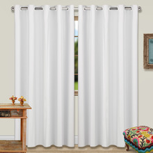 Cortina Blackout Duo Slim Branco 1,40x1,50m