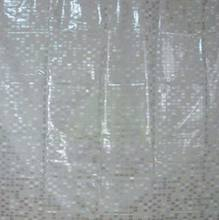 Cortina de Box 1,80x1,98cm PVC Bege Komeco