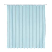 Cortina de Box Poliéster Azul 2x1,8m Happy Sensea