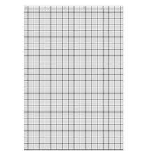 Cortina de Box Polietileno Branca e Preta 1,35x2,00 Outline Plast-Léo