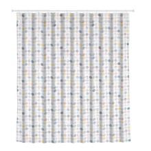 Cortina de Box Polietileno Multicolor 2x1,8m Dot Sensea
