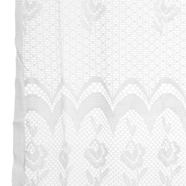 cortina para cozinha karla branca 1 20x2 00m leroy merlin. Black Bedroom Furniture Sets. Home Design Ideas