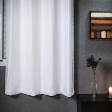 Cortina para Sala/Quarto Blackout Branca Marka Têxtil 1,80x2,80m 2 Folhas