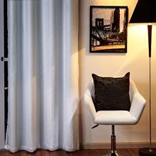 Cortina para Sala/Quarto Blackout Branca Marka Têxtil 2,40x1,40m 1 Folha