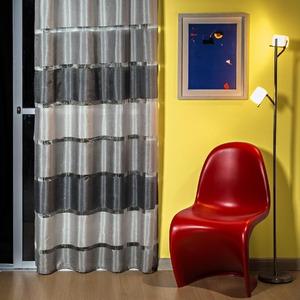 Cortina bremen cinza vem com 1 folha de 1 40x2 60m leroy - Barra cortina extensible leroy merlin ...