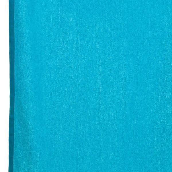 Cortina cl a azul turquesa vem com 1 folha de 1 40x2 60m for Cortinas azul turquesa