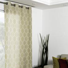 Cortina para Sala/Quarto Essence Dourada 2,60x1,35m