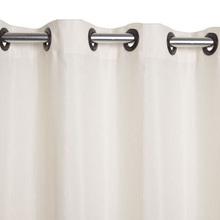 Cortina para Sala/Quarto Madras Marfim 2,60x4,00m