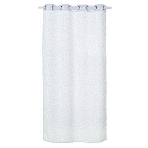 Cortina para Sala/Quarto Soft Branca Evolux 2,40x1,40m 1 Folha