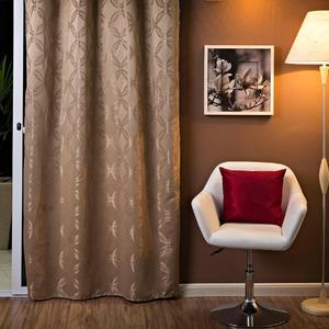 Cortina para Sala/Quarto Soft Creme Evolux 2,40x1,40m 1 Folha