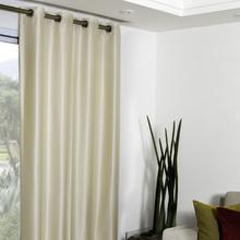 Cortina para Sala/Quarto Super Soft Dourada 2,60x1,35m