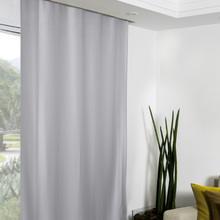 Cortina para Sala/Quarto Super Soft Off White 2,60x1,35m