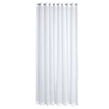 Cortina para Sala/Quarto Voil Branca 2,60x1,35m