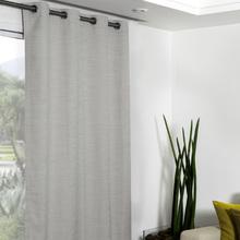 Cortina para Sala/Quarto Weave Crú 2,60x1,35m