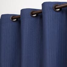 Cortina Pipa Azul com 2 folhas de 2,00x2,60m