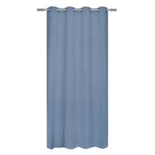 Cortina Tifany Azul Vem com 1 Parte de 1,40x2,60m Inspire