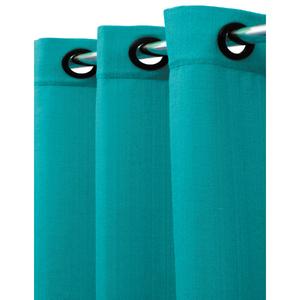 Cortina Veneza Azul Tifany 2,60x1,80m