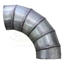 """Cotovelo Galvanizado 90 4,3"""" (11cm) Artmill"""