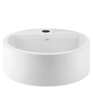 Cuba Apoio Cilindrica Porcelana L 71 40,00 Cm 14,50 Cm Creme Deca