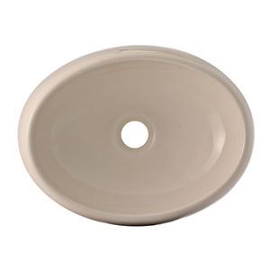Cuba Apoio Ica9 Oval Porcelana Palha Icasa