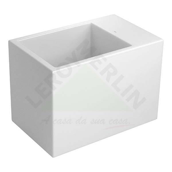 Cuba de Multi-Uso Retangular Branco Gelo 40x35,5x56,5cm Deca