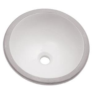 Cuba Embutir Il61 Redonda Porcelana Branco Icasa