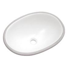 Cuba Embutir IL6 Oval Porcelana Branco Icasa