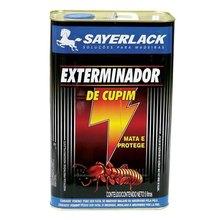 Cupinicida Sayerlack Exterminador de Cupim incolor 5L