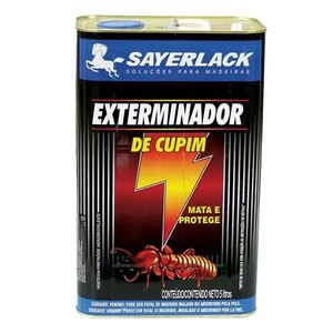 Cupinicida Sayerlack Exterminador de Cupim Marrom 5L