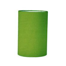 Cúpula Cilíndrica Média Tecido Verde Espaço Luz