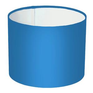 Cúpula Inspire Cilíndrico Tecido Azul