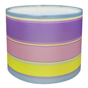 Cúpula Inspire Cilíndrico Tecido Colorido Autitos