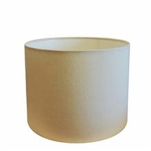 Cupula em Tecido Cilindrica Abajur Luminaria Cp-4146 40x30cm