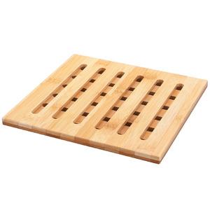 Descanso de Panela Vazado Bambu Importado