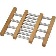 Descanso para Panelas Extensível Bamboo Importado